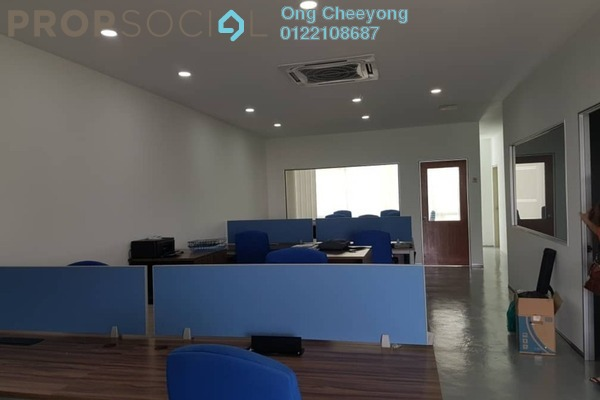 Office For Rent in Temasya 8, Temasya Glenmarie Freehold Fully Furnished 0R/0B 2.5k