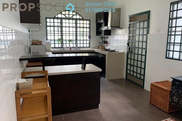 Bungalow For Rent in Rasah Kemayan, Seremban 2 Freehold Fully Furnished 4R/4B 3.9k