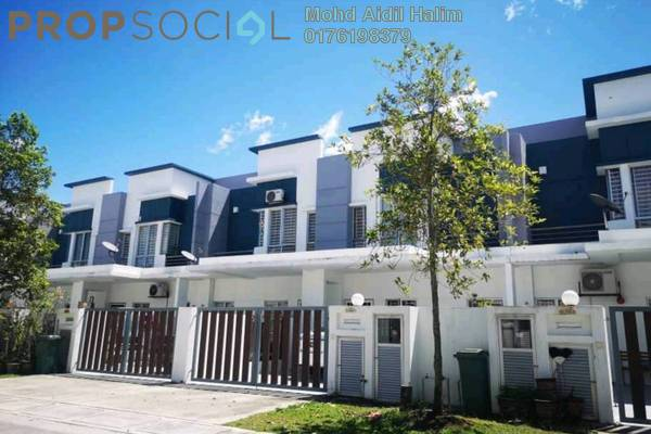 Terrace For Sale in Kingsville @ Setia EcoHill, Semenyih Freehold semi_furnished 4R/3B 475k