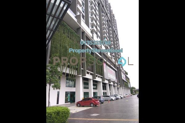 Condominium For Rent in East Lake Residence, Seri Kembangan Freehold Fully Furnished 3R/2B 1.6k