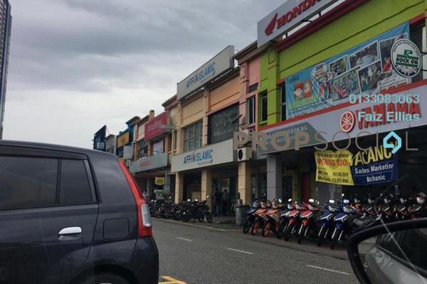 Shop For Rent in Seksyen 8, Bandar Baru Bangi Freehold Unfurnished 0R/0B 1.7k