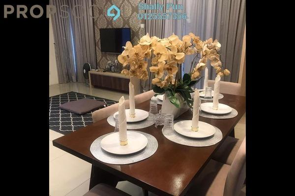 Terrace For Rent in BP10, Bandar Bukit Puchong Freehold Semi Furnished 4R/3B 2.5k