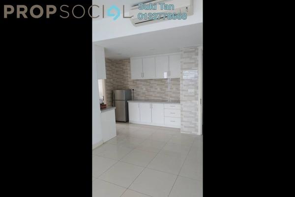 Condominium For Rent in Azelia Residence, Bandar Sri Damansara Freehold Semi Furnished 2R/2B 2.3k
