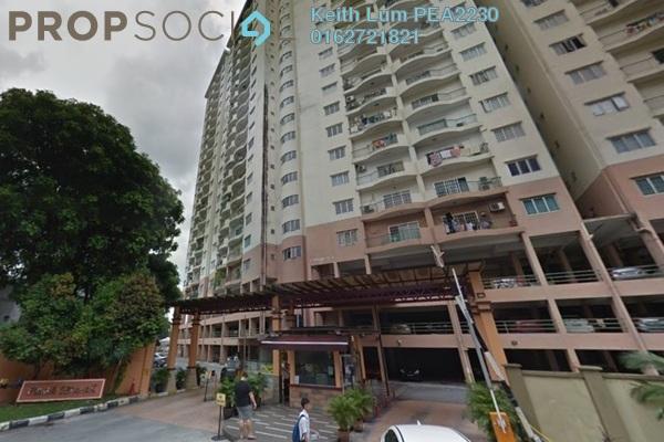 For Sale Condominium at Prima Setapak I, Setapak Freehold Fully Furnished 3R/2B 480k