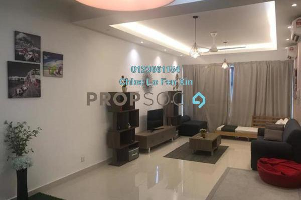 Condominium For Rent in KM1, Bukit Jalil Freehold Fully Furnished 3R/3B 3k