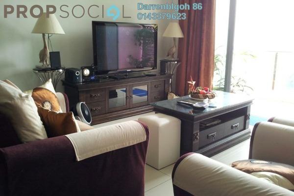 Condominium For Sale in Suasana Bukit Ceylon, Bukit Ceylon Freehold Semi Furnished 3R/2B 1.28m
