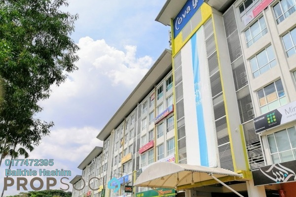 SoHo/Studio For Rent in Cova Square, Kota Damansara Freehold Semi Furnished 2R/2B 1.7k