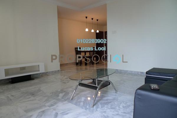 Condominium For Sale in Ridzuan Condominium, Bandar Sunway Freehold Fully Furnished 3R/2B 350k