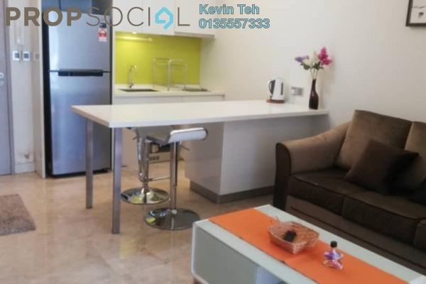 SoHo/Studio For Rent in The Signature, Sri Hartamas Freehold Fully Furnished 1R/1B 2.3k