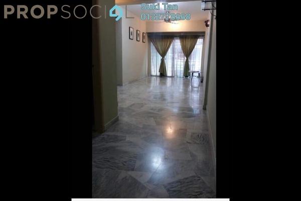 Condominium For Sale in Kestana Condominium, Bandar Menjalara Freehold Semi Furnished 3R/2B 330k
