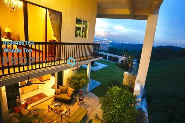 Condominium For Sale in Armanee Terrace I, Damansara Perdana Freehold Semi Furnished 5R/4B 3.38m