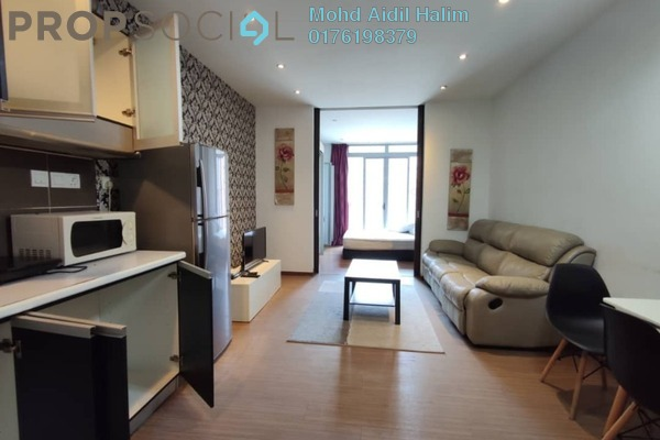 Apartment For Sale in Taragon Puteri Bintang, Pudu Freehold Fully Furnished 1R/1B 450k