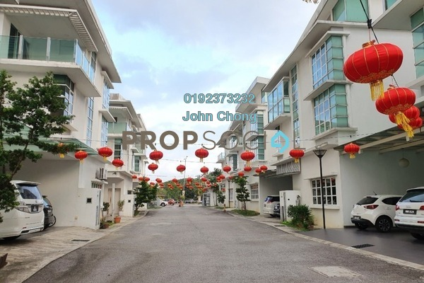 Bungalow For Sale in PT19 Residency, Puchong Freehold Unfurnished 5R/6B 1.28m