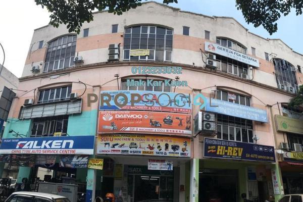 Office For Sale in Platinum Walk, Setapak Freehold Unfurnished 0R/0B 957k