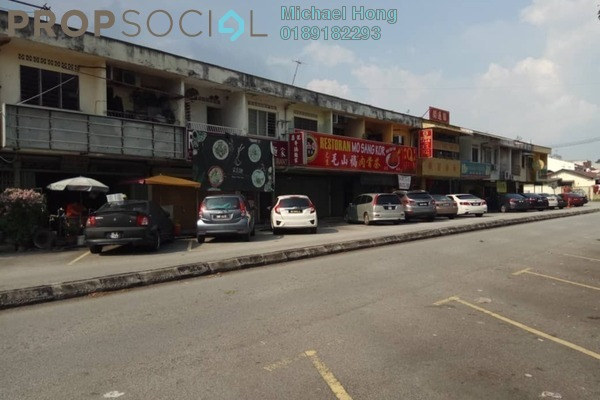 Shop For Rent in Taman Berkeley, Klang Freehold Unfurnished 0R/2B 2.5k
