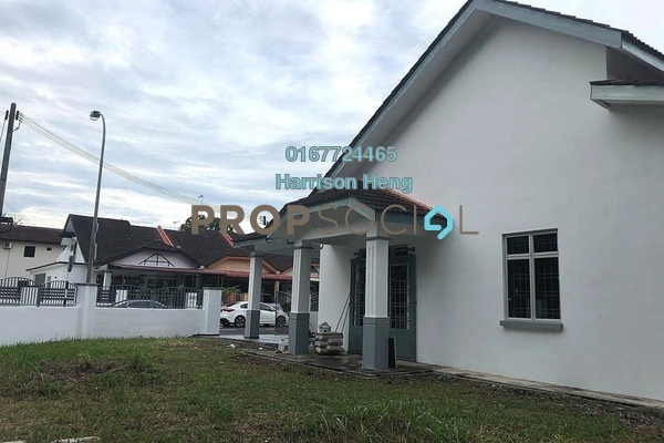Terrace For Sale in Taman Nusa Bestari 1, Iskandar Puteri (Nusajaya) Freehold Semi Furnished 3R/2B 565k