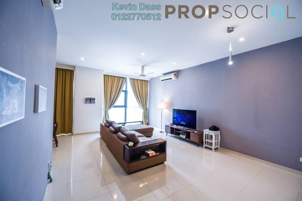 Serviced Residence For Rent in Mirage Residence, KLCC Freehold Fully Furnished 2R/2B 4.5k