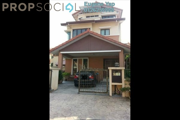 Bungalow For Sale in BRP 5, Bukit Rahman Putra Freehold Semi Furnished 6R/6B 1.95m