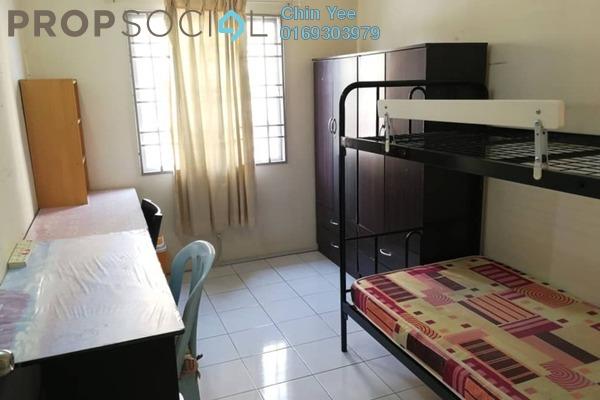 Condominium For Sale in Angkasa Condominiums, Cheras Freehold Semi Furnished 3R/2B 378k