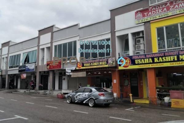 Shop For Rent in Taman Bestari Indah, Ulu Tiram Freehold Unfurnished 3R/0B 900translationmissing:en.pricing.unit