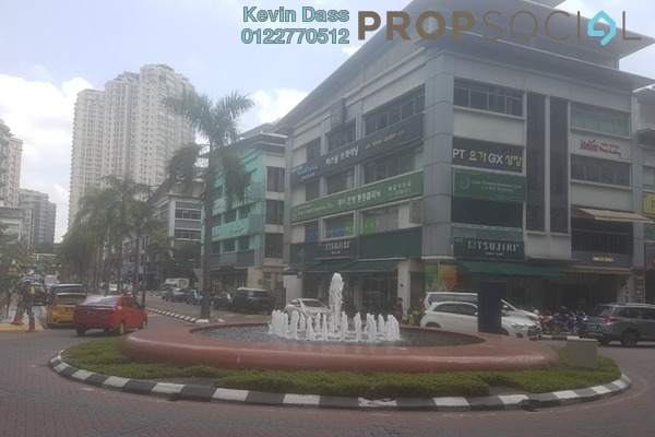 Shop For Rent in Solaris Mont Kiara, Mont Kiara Freehold Semi Furnished 2R/2B 27k