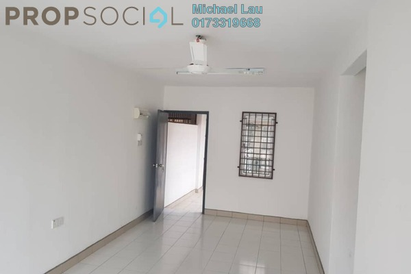 Condominium For Rent in Genting Court, Setapak Freehold Unfurnished 3R/2B 1k