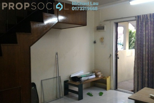 Terrace For Rent in Desa Setapak, Setapak Freehold Semi Furnished 3R/2B 1.35k