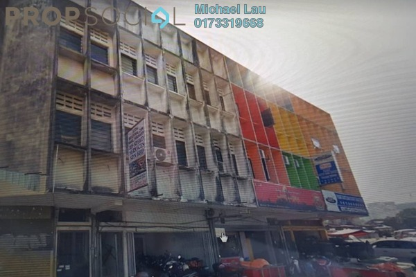 Shop For Rent in Taman P Ramlee, Setapak Freehold Unfurnished 0R/0B 6.49k