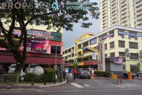 Shop For Sale in Platinum Walk, Setapak Freehold Semi Furnished 0R/0B 419k