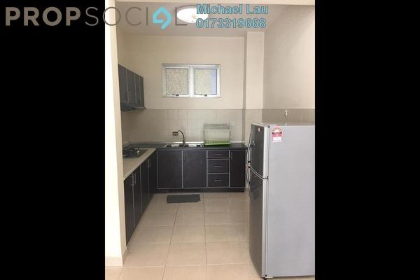 Condominium For Rent in Riana Green East, Wangsa Maju Freehold Semi Furnished 2R/2B 2.1k