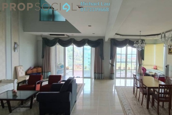 Condominium For Rent in Riana Green East, Wangsa Maju Freehold Fully Furnished 4R/3B 4.5k