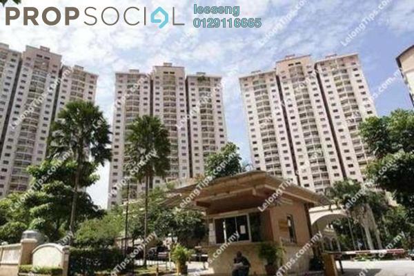 Condominium For Sale in Sri Putramas I, Dutamas Freehold Unfurnished 0R/0B 405k