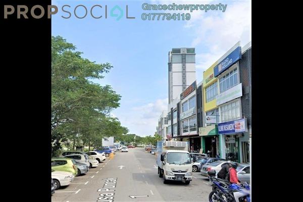 Shop For Rent in Nusa Heights, Iskandar Puteri (Nusajaya) Freehold Unfurnished 0R/0B 3k
