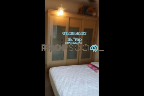 For Rent Apartment at Arena Green, Bukit Jalil Freehold Fully Furnished 2R/1B 1.2k