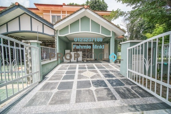 Terrace For Sale in Garden City Homes, Seremban 2 Freehold Unfurnished 4R/3B 650k