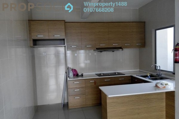 Condominium For Rent in Zen Residence, Puchong Freehold Semi Furnished 6R/5B 2.5k