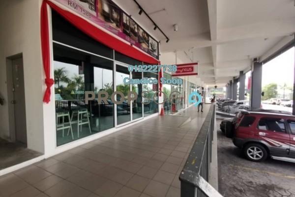 For Rent Shop at Silk Residence, Bandar Tun Hussein Onn Freehold Semi Furnished 0R/1B 3.5k