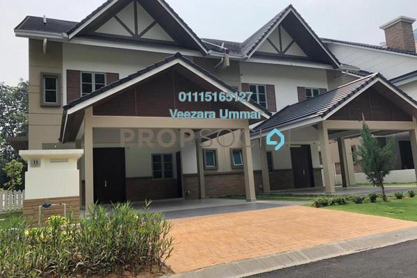 For Sale Semi-Detached at Setia Eco Templer, Rawang Leasehold Semi Furnished 5R/6B 1.9m