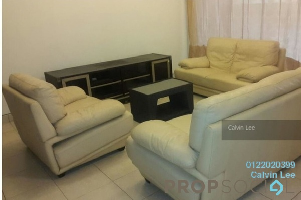 Terrace For Sale in Canal Gardens, Kota Kemuning Freehold semi_furnished 4R/3B 780k