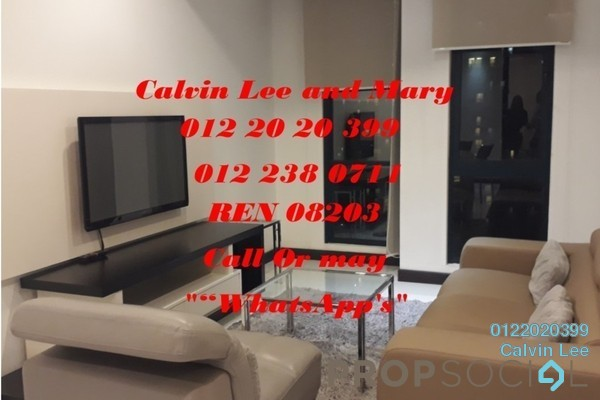 Condominium For Sale in Casa Residency, Pudu Freehold Fully Furnished 3R/2B 1.1m