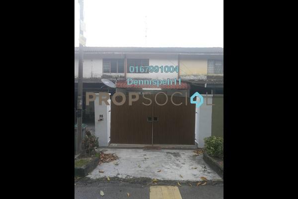 Terrace For Rent in Taman Skudai Baru, Skudai Freehold Unfurnished 2R/2B 900translationmissing:en.pricing.unit