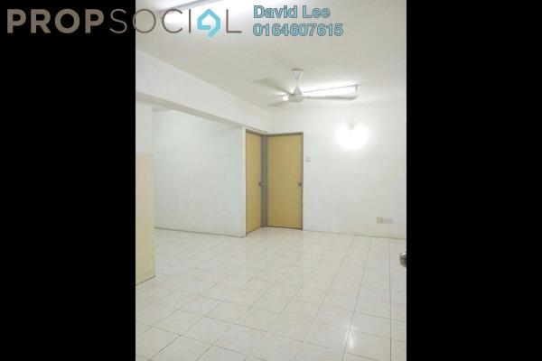 For Sale Apartment at Green Garden, Paya Terubong Freehold Unfurnished 2R/1B 99k