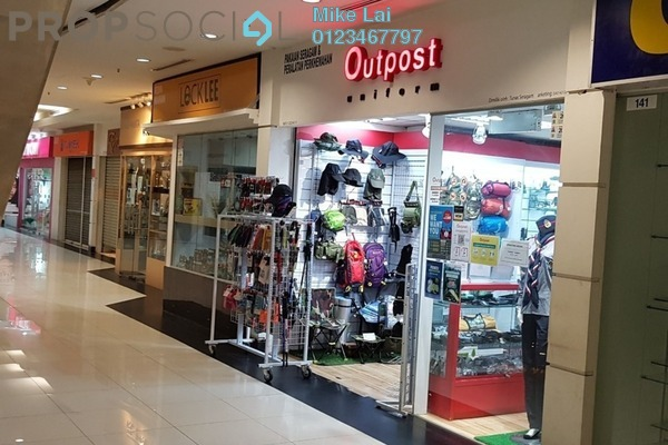 Shop For Sale in Amcorp Mall, Petaling Jaya Leasehold Unfurnished 0R/0B 490k
