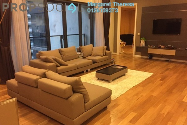 Condominium For Rent in St Mary Residences, KLCC Freehold Fully Furnished 2R/2B 6.5k