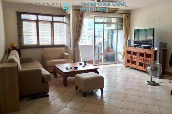 Condominium For Rent in Perdana Exclusive, Damansara Perdana Freehold Fully Furnished 3R/1B 1.65k