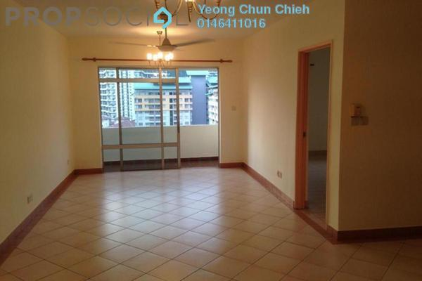 Condominium For Rent in Perdana Exclusive, Damansara Perdana Freehold Semi Furnished 2R/2B 1.5k