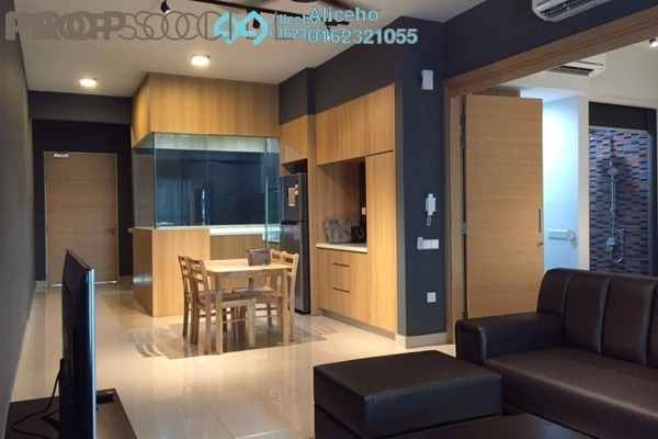 Condominium For Rent in The Leafz, Sungai Besi Freehold Fully Furnished 2R/2B 2.5k