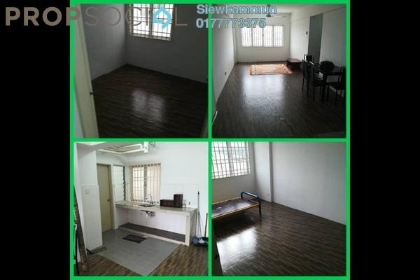 Apartment For Rent in Sri Penawar @ Desaru, Johor Freehold Unfurnished 3R/2B 800translationmissing:en.pricing.unit