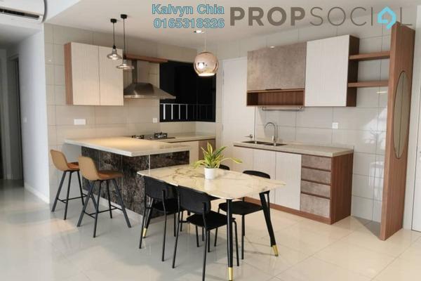 Condominium For Rent in Secoya Residences, Bukit Kerinchi Freehold Semi Furnished 2R/2B 3k