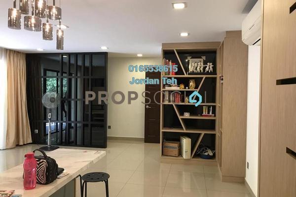 Condominium For Sale in Bangsar Puteri, Bangsar Freehold Fully Furnished 2R/2B 890k